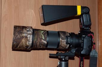 Montar un teleflash casero para fotografía nocturna