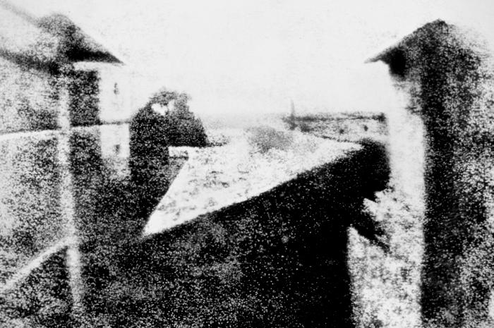 La fotografía más antigua conservada y otros records fotográficos