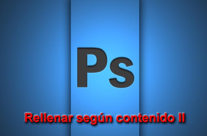Rellenar según contenido en PS II