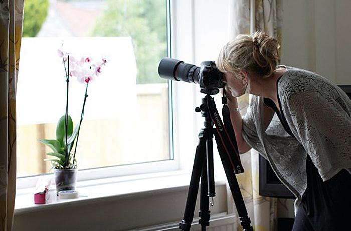 Truco – Haz tu propia caja de luz en casa utilizando papel y una ventana