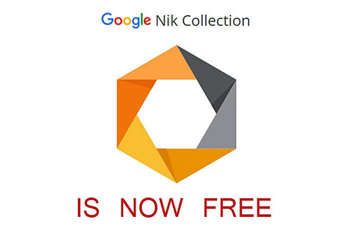 Pack Plugins NiK Collection para Photoshop GRATIS