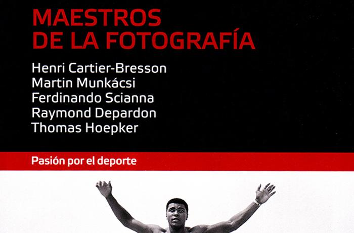 MAESTROS DE LA FOTOGRAFÍA – Pasión por el Deporte