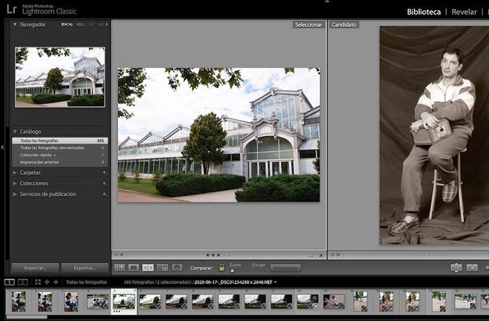 Descubriendo Adobe Lightroom (en español y gratuito)